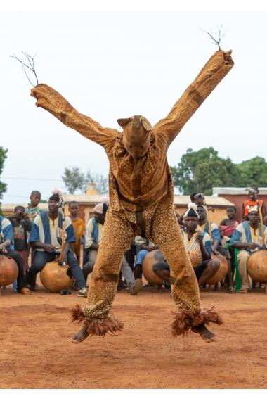 danse peuple Sénoufo