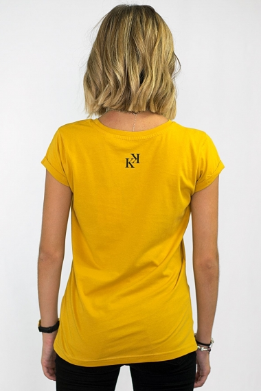 Yellow Mileg T-shirt