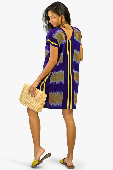 Caftan violet