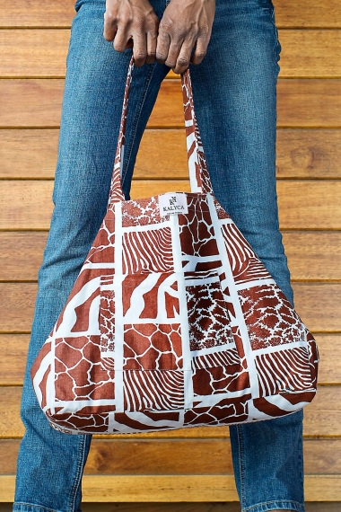 Cotton bag ethnic printed...