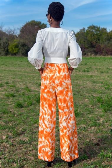 Pantalon femme made in France