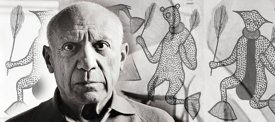 The enigmatic journey of Picasso in Senoufo territory