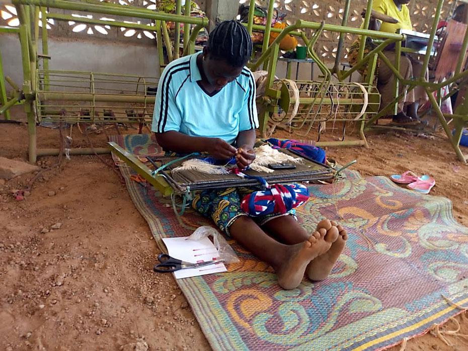African weaver